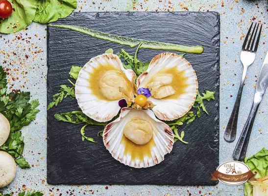 387363_Scoici Saint Jacques Scallops_restaurant owned